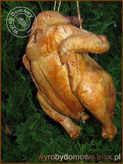 Kurczak wędzony wg. Dziadka