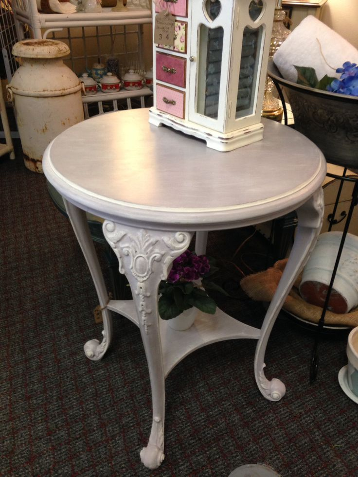 Painted Antique Table