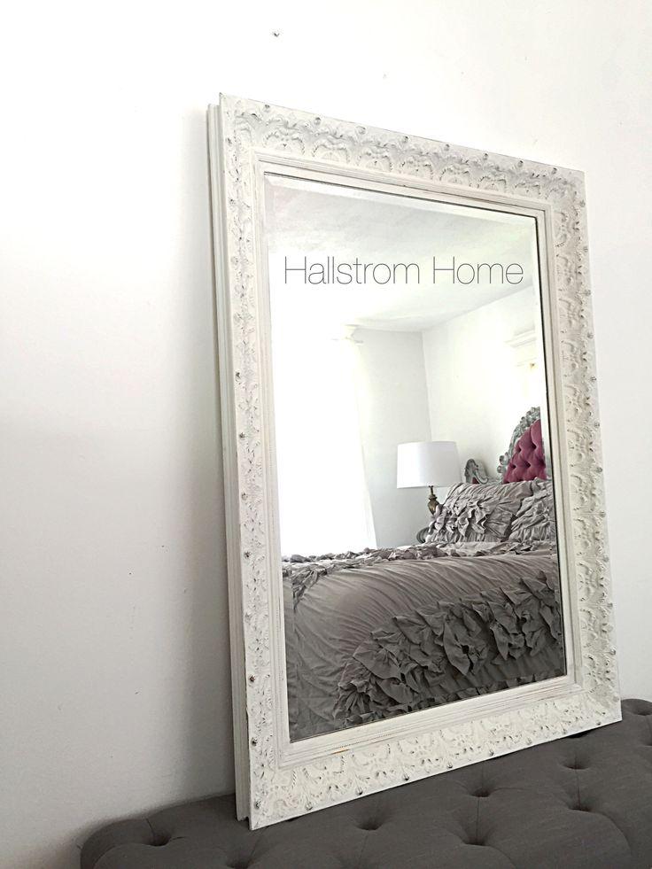 1000 Ideas About Chalk Paint Mirror On Pinterest Chalk