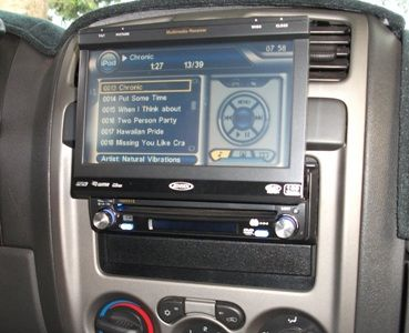 John D overhauled his 2006 Chevy Colorado's audio system with Crutchfield gear. #Chevy #Jensen  #srslyDIY
