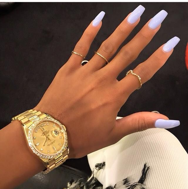 Acrylic Nail Game: 25+ Best Ideas About Coffin Nails On Pinterest