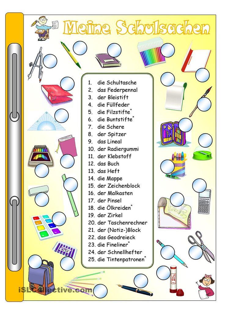 967 best Deutsche Wörter, Grammatik images on Pinterest | Deutsch ...