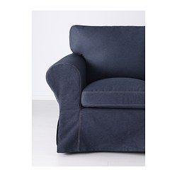 EKTORP Fauteuil - Jonsboda bleu - IKEA