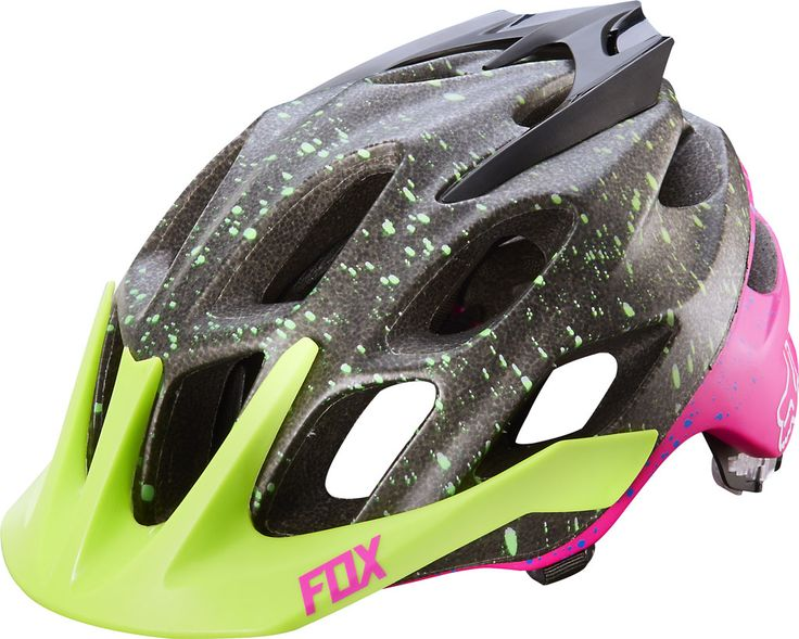 The Fox Flux Mountain Bike Helmet has been redesigned with brand new colours for Spring 2015 which will be available soon! The Fox Flux Mountain Bike Helmet has been redesigned with brand new colours for Spring 2015 which will be available soon!