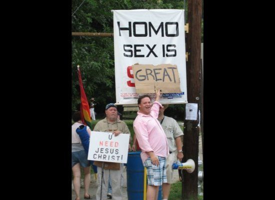 Funniest Protest Signs Of '09