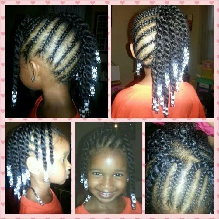 Surprising 1000 Images About Cute Hairstyles For Kids On Pinterest Little Short Hairstyles For Black Women Fulllsitofus