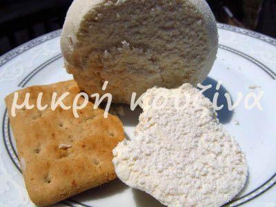 μικρή κουζίνα: Τυρί από κεφίρ ΙΙ