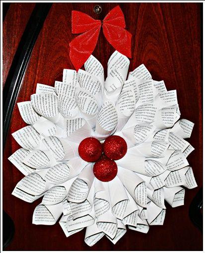 DIY: Ornament de Craciun din hartie ~ By Dee make-up and more