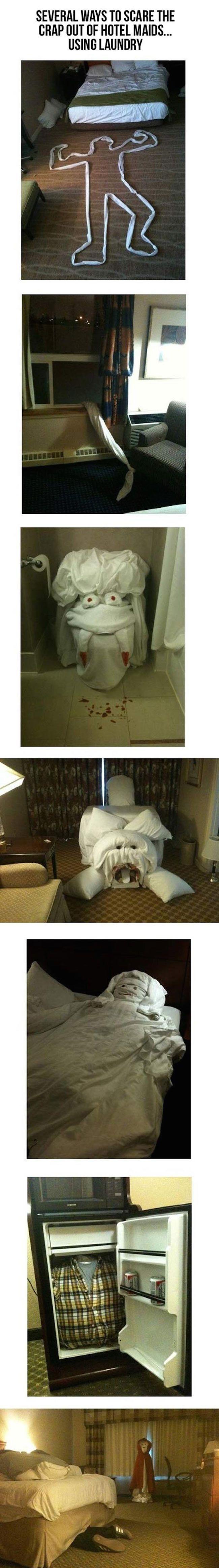 Best 25+ Scary pranks ideas on Pinterest | Funny scary pranks ...