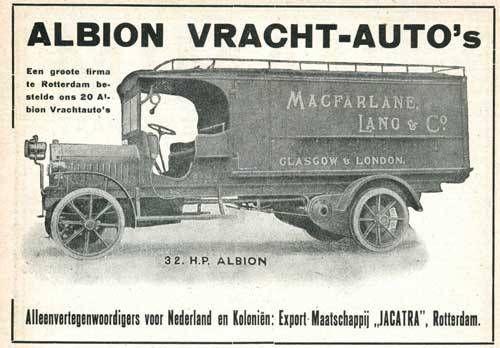 1919 Albion jacatra