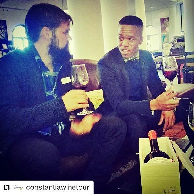 Enjoy a personal wine tasting experience @grootconstantia #winetour #winetasting #constantia1685 #constantiawinetour  #repost @repostapp