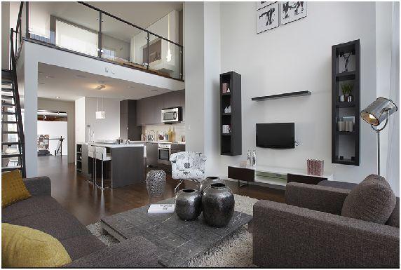 Liberty Market Lofts: 2 Bedroom Condo For Sale | Toronto Condos, Condo ...  | Dream Pads | Pinterest | Loft, Toronto Condo And Lofts