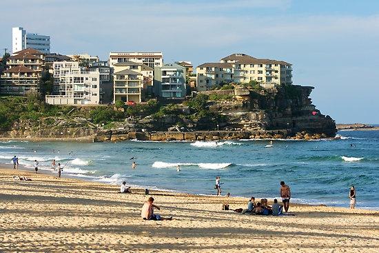 Queenscliff Beach, Sydney, NSW, Australia
