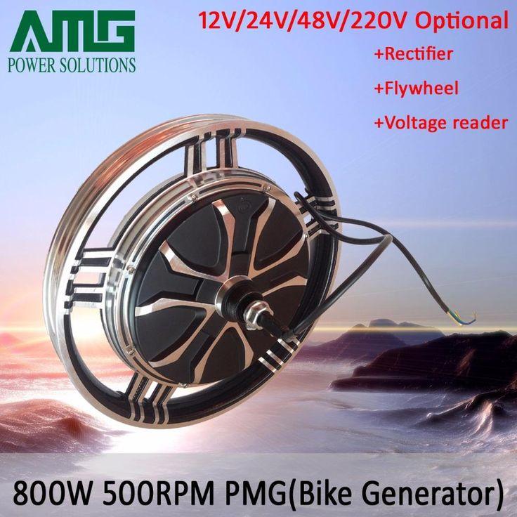 800W 12V / emergency generator / DIY generator