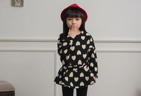 Korea children's No.1 Shopping Mall. EASY & LOVELY STYLE [COOKIE HOUSE] Love Europe dotom Long tee / Size : 7-15 / Price : 34.09 USD #dailylook #dailyfashion #fashionitem  #kids #kidsfashion #top #longT #TEE #dress #tshirts #COOKIEHOUSE #OOTD http://en.cookiehouse.kr/ http://cn.cookiehouse.kr/ http://jp.cookiehouse.kr/