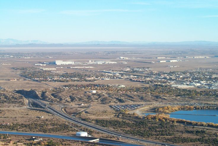 palmdale california | The Palmdale Cam is located at the 4,000 foot level of Tenhi Mountain ...