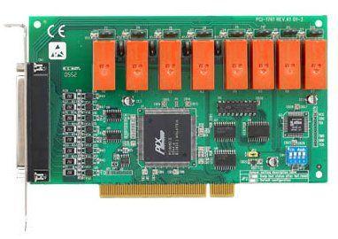 Сбор данных Карты Adv-технологий Реле 8 Изолированных Цифровых 8 PCI-1761-ae