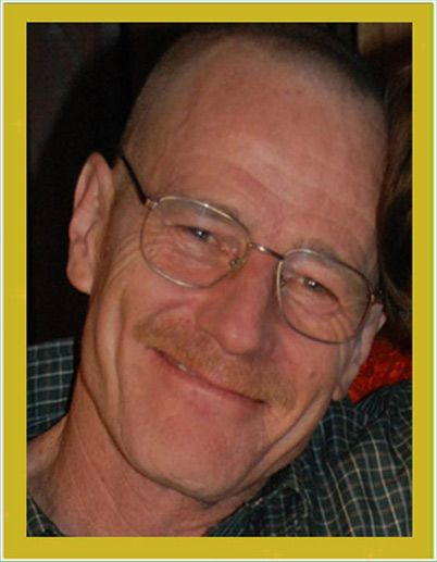 """""""Save Walter White"""" (the 'Save Walter White' site used on the series.)"""