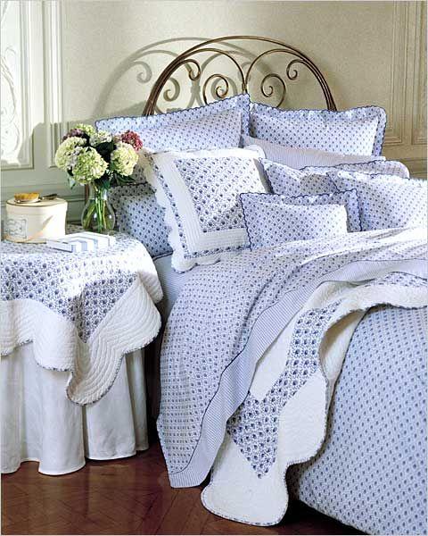 Souleiado Bed Linens