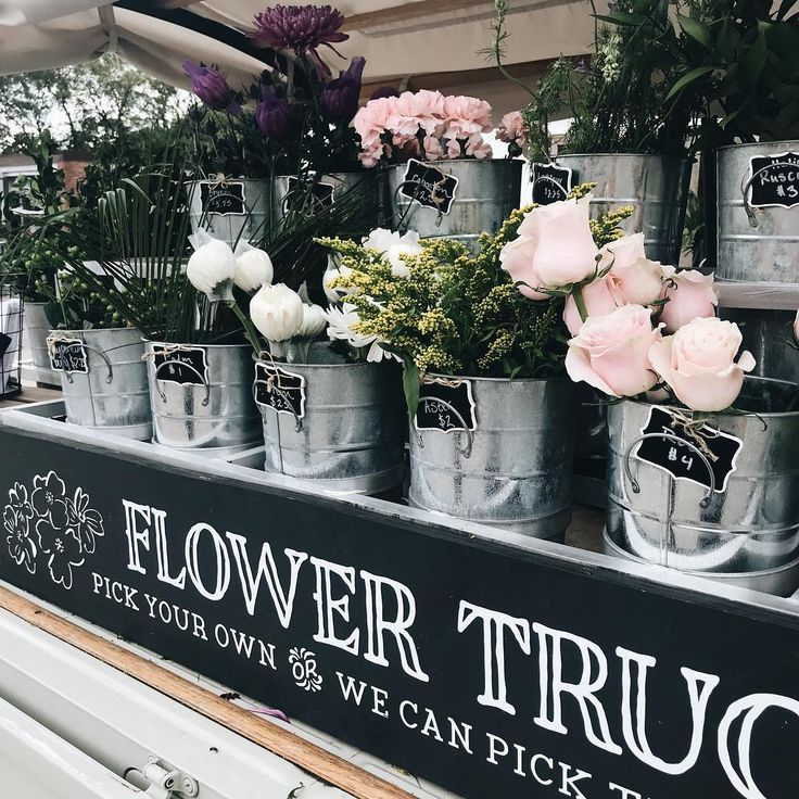 Amelias flower truck nashville tn flower truck flowers