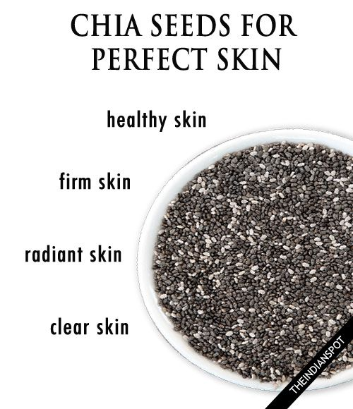 Chia seeds went from houseplant fad to bonafide superfood in the course of just a few years! Most people know that chia seeds are great for their body, but did you know there are actually many skin benefits of chia seeds too? It's true: chia seeds are excellent for your skin! When taken internally or