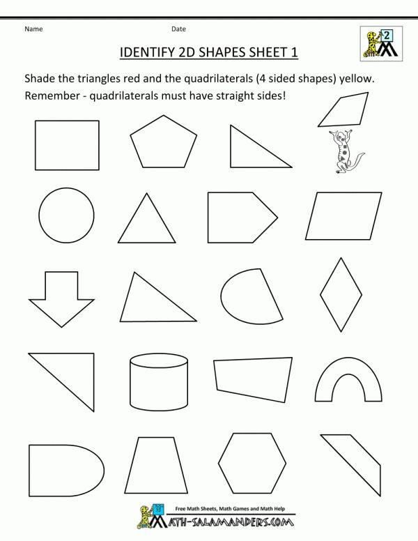 12 Symmetry Worksheets 2nd Grade In 2020 Geometry Worksheets 2nd Grade Worksheets Quadrilaterals Worksheet