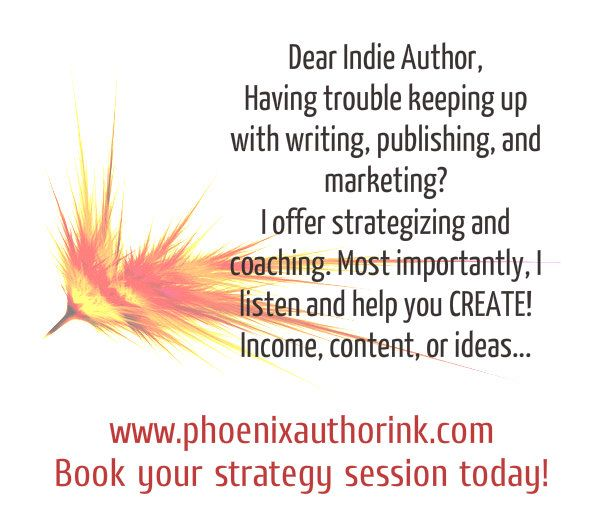 www.phoenixauthorink.com Strategy for Authors