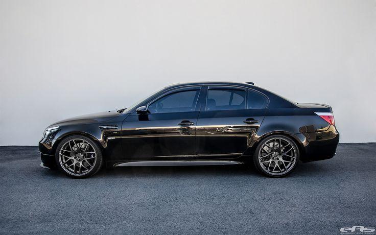 2008 Black Sapphire Metallic E60 M5   ESS Tuning VT1-625 S…   Flickr
