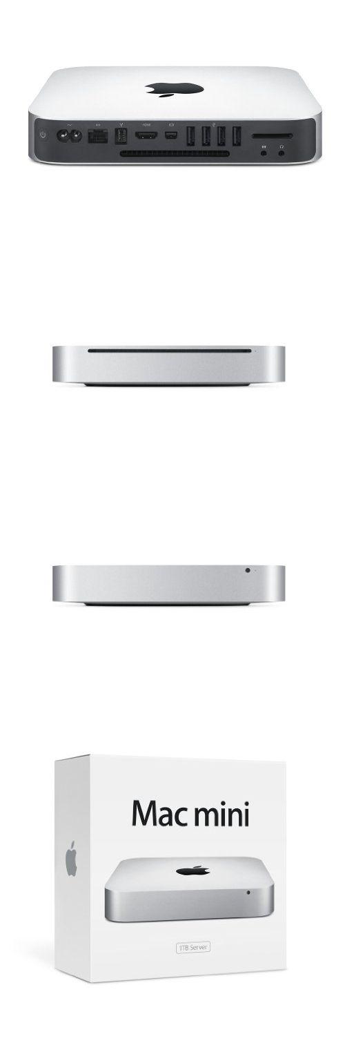 Apple Mac Mini MC270LL/A Desktop -   - Desktops - Computers$1,199.99