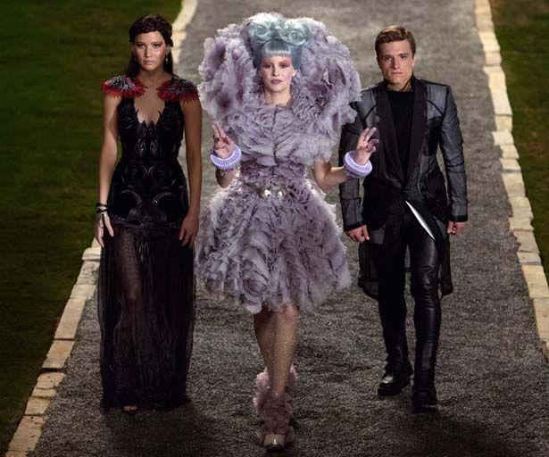 """Panem Capitol couture   Catching Fire"""": Die Luxus-Klamotten gibt's zu kaufen"""