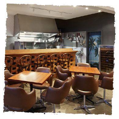 Huxtable Restaurant \\ 131 Smith St Fitzroy