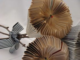 I Love This and That: paper protea