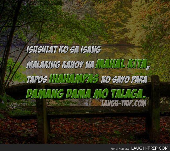 Ilocano Funny Love Quotes : Funny Tagalog Quotes funny tagalog quotes Pinterest Funny ...