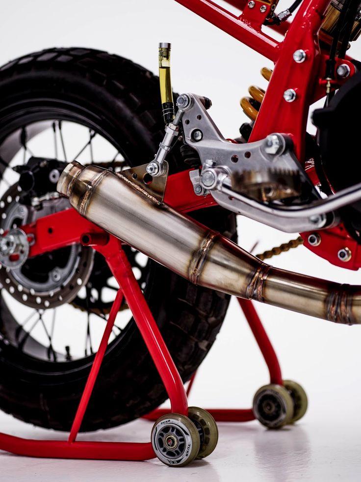 42 best motorcycle images on pinterest   cafe racers, custom bikes