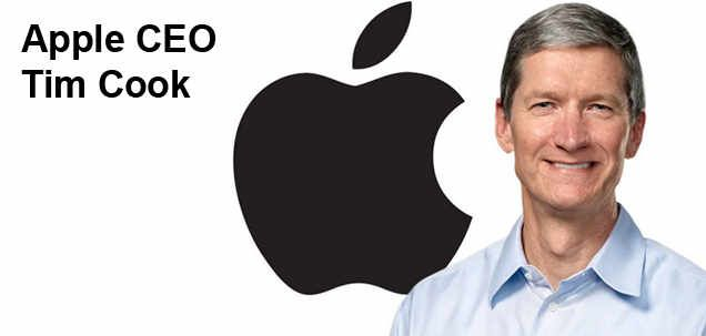 Apple CEO Tim Cook has embarked upon his journey in social media this Friday. Quoting Mashable, a British-American blog, for more news on English International News,International News, International News in English,International News Headlines,Breaking International News,Daily International News,International latest update, International News Headlines In English.  read more at :http://daily.bhaskar.com/money/