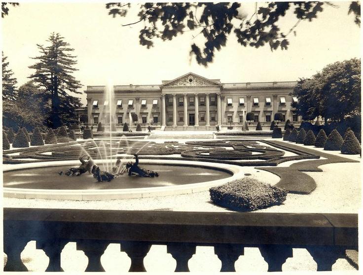 Lynnewood Hall Elkins Park Pa Houses Pinterest Parks