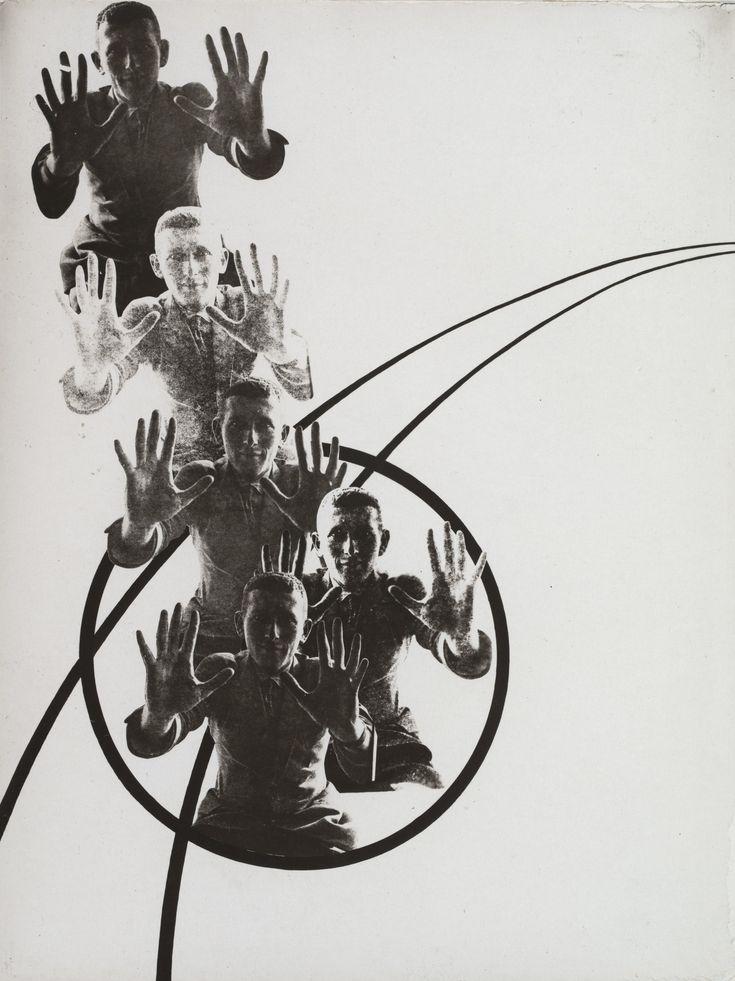 László Moholy-Nagy. The Law of Series. 1925