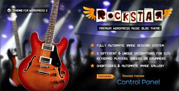 Rockstar for Music Brands