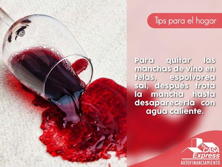 25 best ideas about quitar las manchas de vino on - Manchas de vino ...