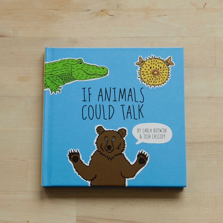 If Animals Could Talk – Novelty Gift Ideas