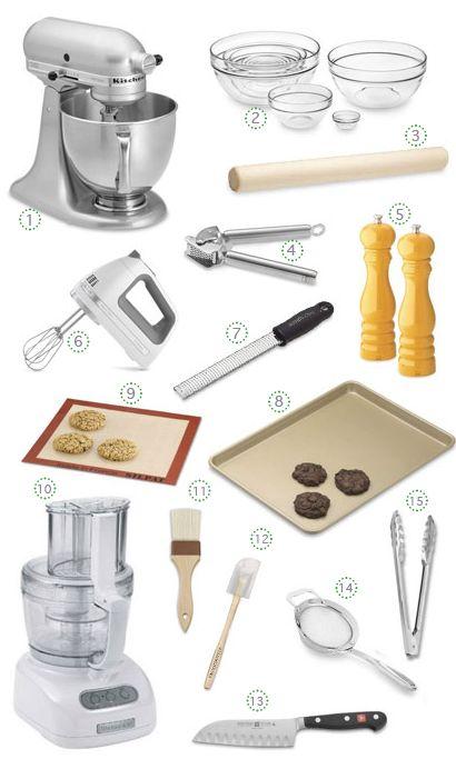 Kitchen Gadget Must Haves Home Organization Pinterest