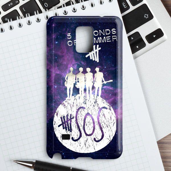 5 Seconds Of Summer Collage (5Sos) Samsung Galaxy Note 5 Case | casefantasy
