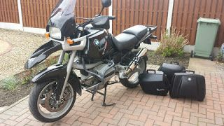 BMW GS For Sale UK: BMW R1100GS - 2001