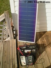 DIY Solar Power. Need to do this so we can camp anywhere and still have some power.