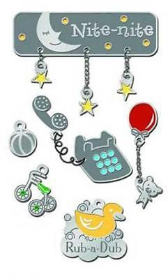 American Traditional Designs STAINLESS SILVER NITE-NITE BABY / TODDLER Lil' Charms  Facebook Twitter Google+ Pinterest LinkedInwordpress theme by initheme.com