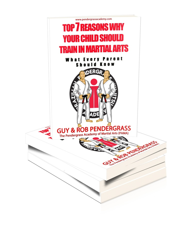 """Resource for parents interested in martial arts for their children. Click the picture to get your Free ebook .. """"Top 7 Reasons Your Child Should Train in Martial Arts .. What Every Parent Should Know"""" by Guy and Rob Pendergrass.    Pendergrass Academy of Martial Arts located in Wake Forest, NC."""