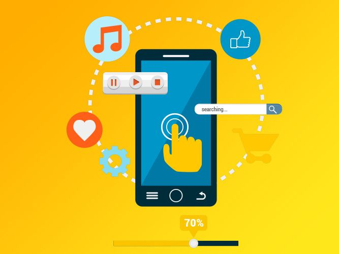 design High Level Mockup or rapid prototype  for iOS or Androi... by appdevsolutions