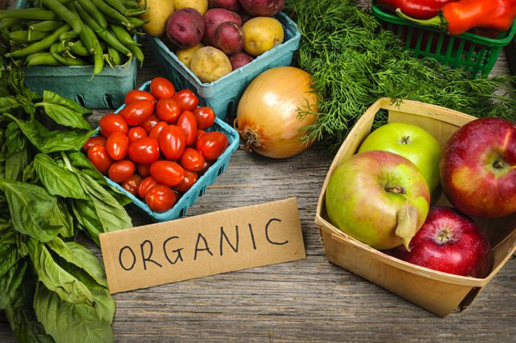 Organic Products And Foods Selection - I Heal My Life With Natural Organic