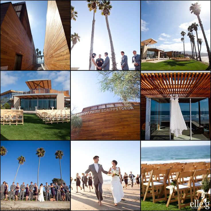 17 Best Images About Weddings At Scripps Oceanography On Pinterest