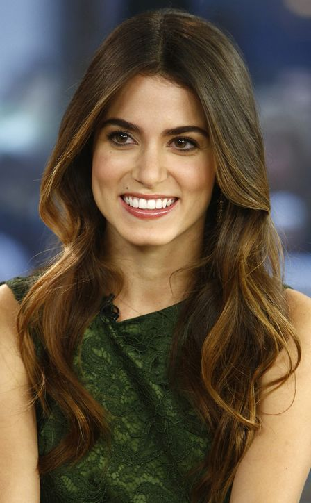 Absolutely Gorgeous Hair Alert: Nikki Reed's Sexy Sleek Waves: Girls in the Beauty Department